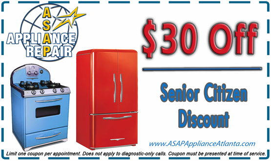 $30 Off Senior Citizen Coupon